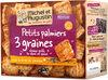 Feuilletés aux 3 graines et poivre de Jamaïque - Product