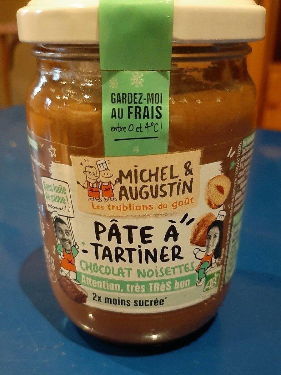 Pâte à tartiner chocolat noisettes - Prodotto - fr