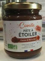 Pâte à étoiler cacao & noisettes - Prodotto - fr