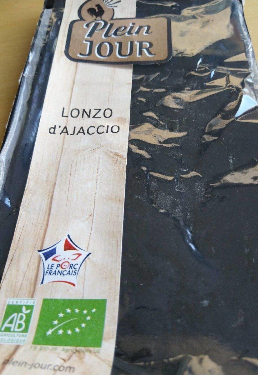 Lonzo d'Ajaccio - Product - fr