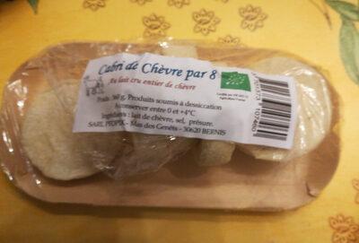 Fromage de chèvre - Product - fr