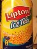 Ice tea - Produit