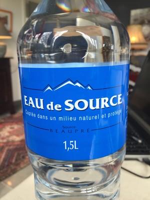 Eau de source Beaupré - 3