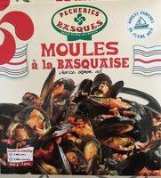 Moules a la basquaise - Product - fr