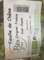 Salade Batavia Bio Pays Landais - Ingredients - fr