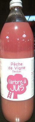 Nectar pêche de vigne - Prodotto - fr