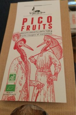 Pico fruits - Product