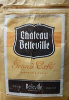Café Château Belleville - Produit - fr