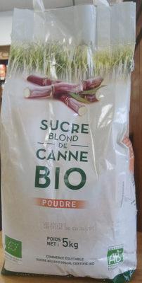 Sucre Blond de Canne Bio - Product