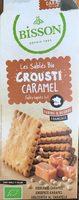 Sables Bio Crousti Caramel - Product