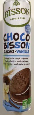 Biscuit épeautre Cacao Vanille - Produit - fr