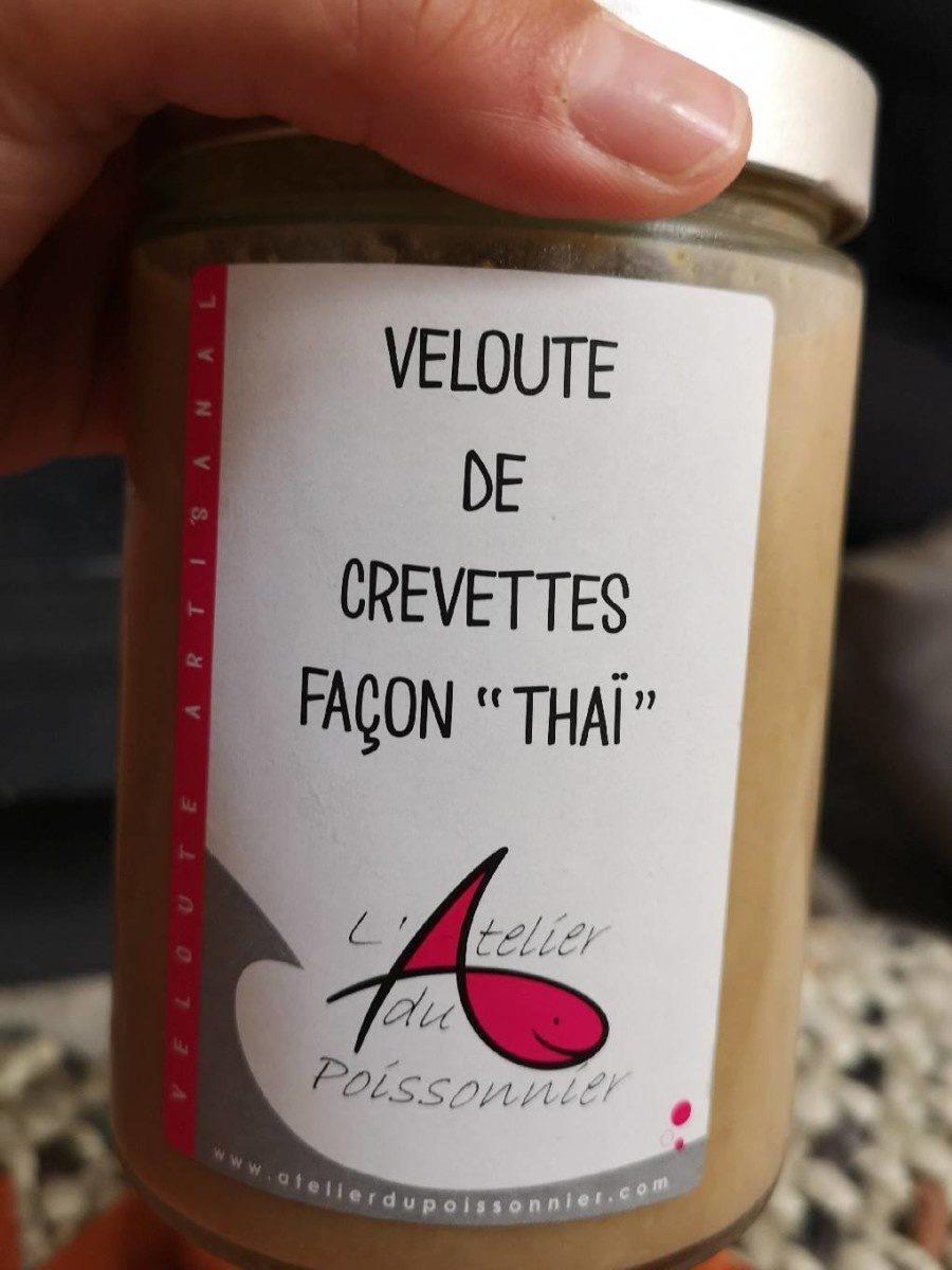 Velouté de crevette Thaï - Product - fr