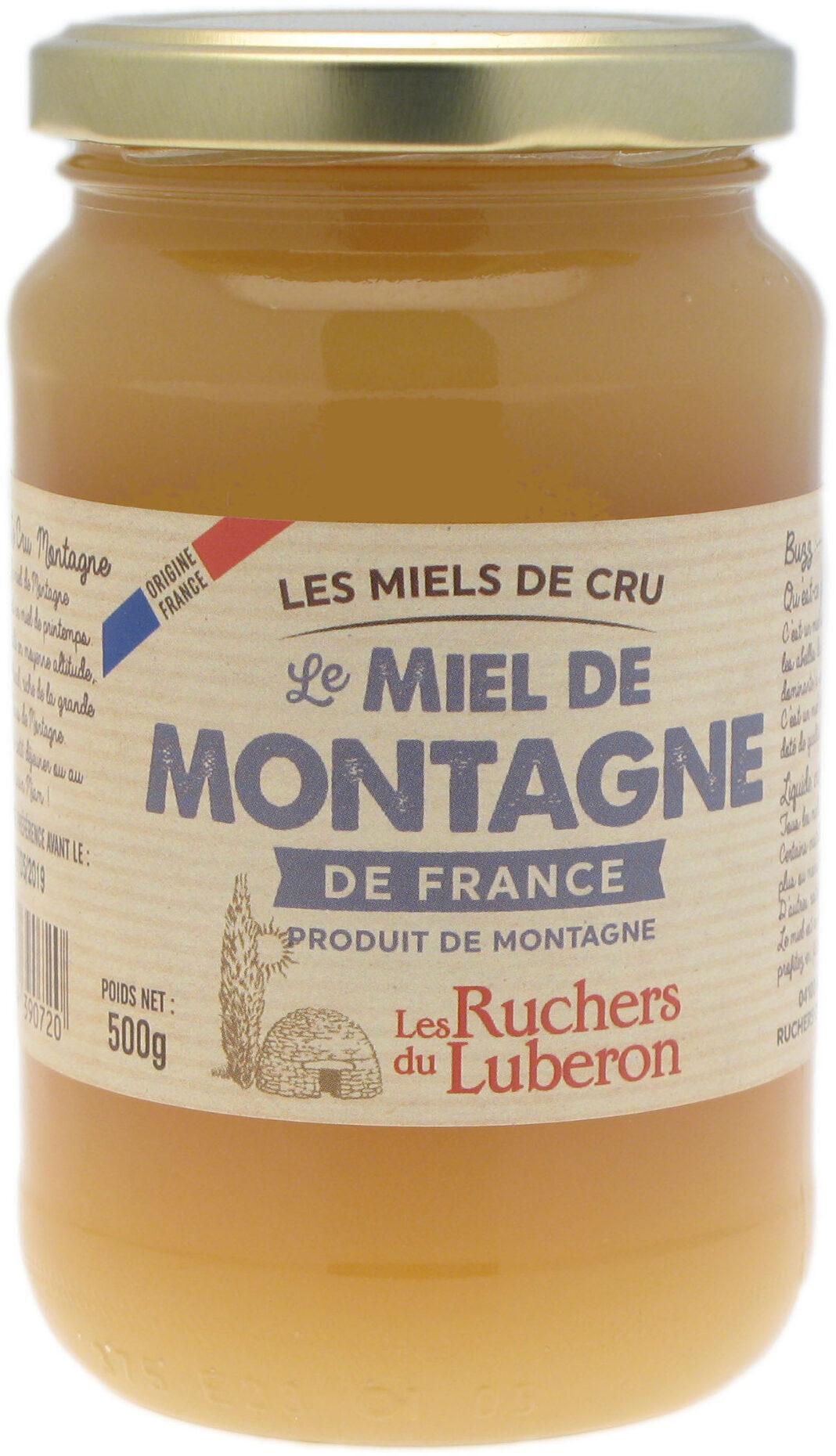 Miel de montagne de France - Product