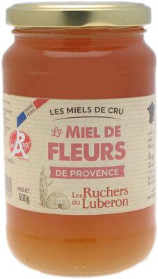 Miel de fleurs de Provence - Product