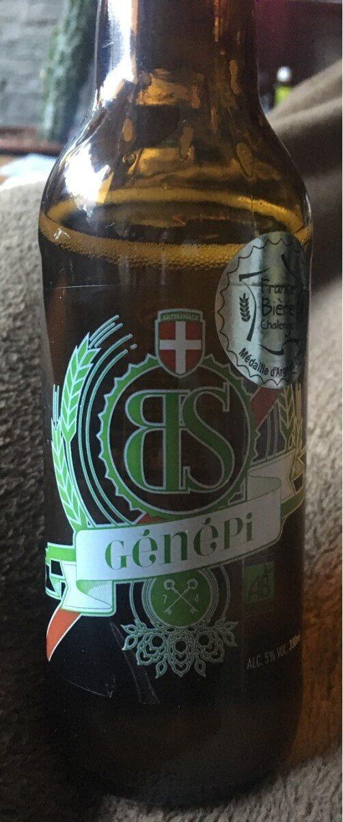 Bière Génépi - Product - fr