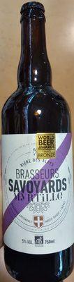 Bières Myrtille - Product - fr
