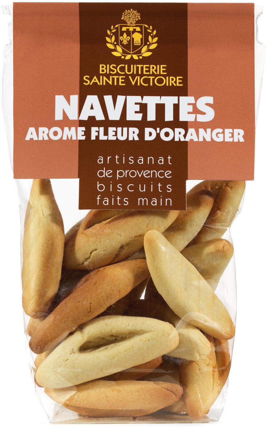 Navettes à la fleur d'oranger - Prodotto - fr