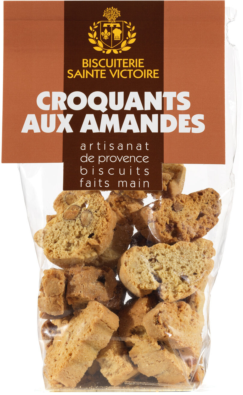 Croquants tendres aux amandes - Product - fr