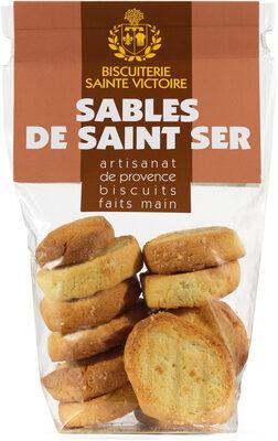 Sablé de Saint Ser - Product - fr