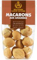 Macarons moelleux aux amandes - Product - fr