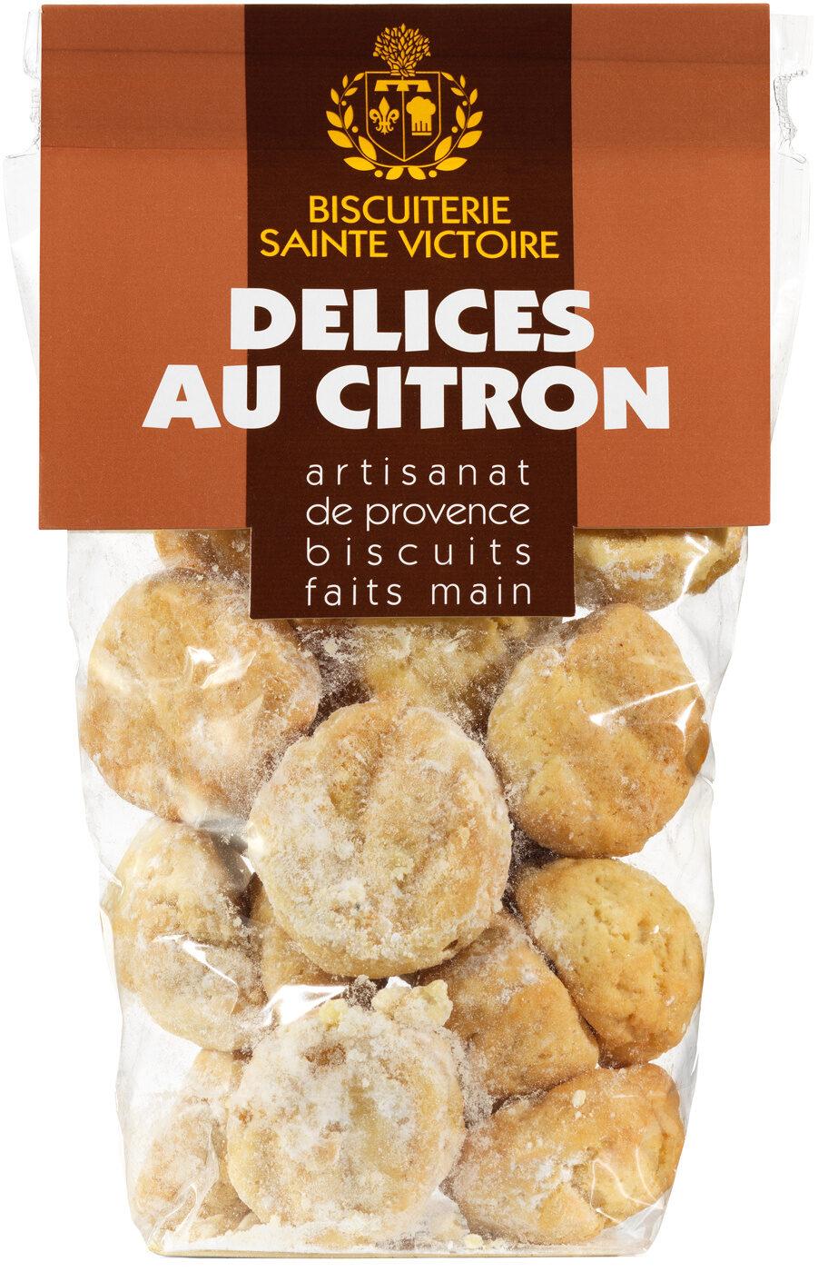 Délices au citron - Product - fr