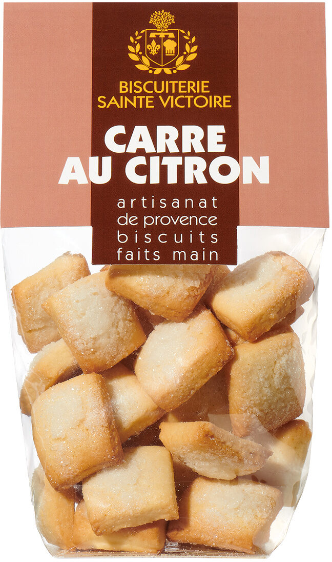 Carré citron - Product - fr