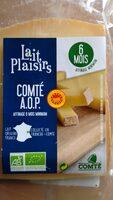 Comté AOP affiné 6 mois - Produit - fr