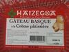 Gâteau Basque a la Crème Pâtissière  - Product