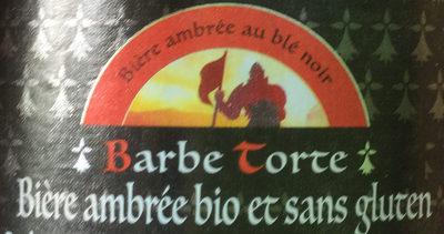 Barbe torte - Ingrediënten