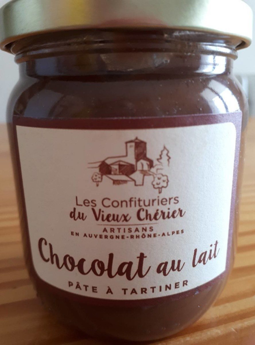 Chocolat au lait, pâte à tartiner - Produit - fr