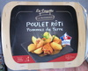 Poulet Rôti Pommes de Terre - Produit