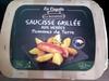Saucisses grillées aux herbes pommes de terre - Product