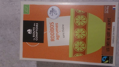 Rooïbos agrumes - Product - fr