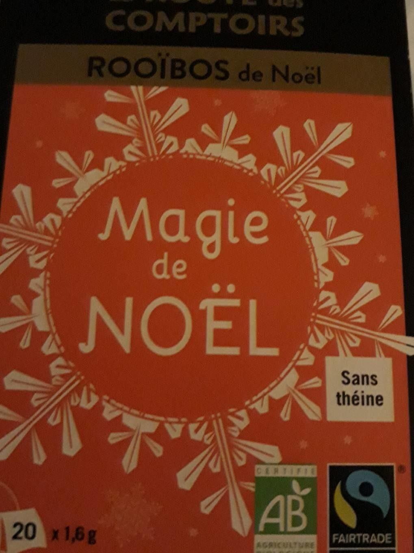 Rooibos de noel - Produit - fr