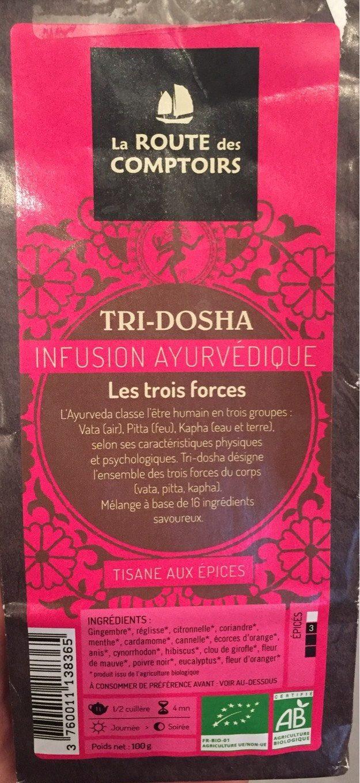 Tri-dosha - Produit