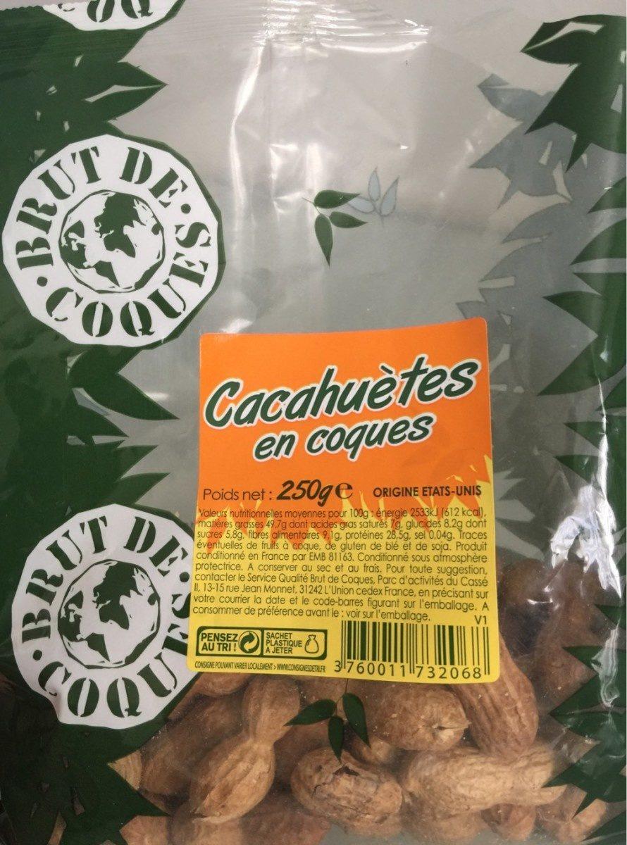 Cacahuètes en coques - Product - fr
