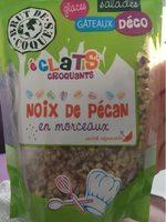 Noix De Pecan En Morceaux - Product - fr