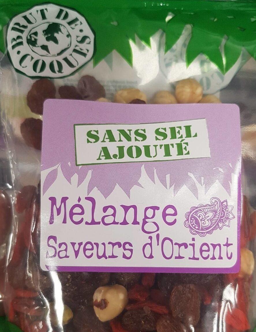 Mélange saveurs d'Orient - Product - fr
