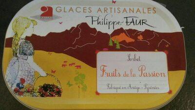 Glaces artisanales - Sorbet fruits de la passion - Prodotto - fr