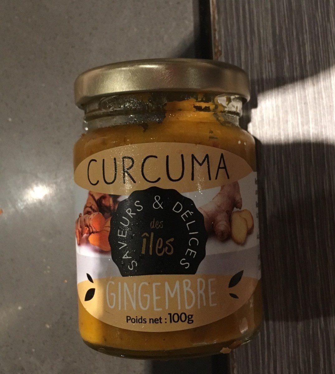 Curcuma Gingembre - Produit