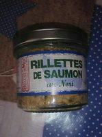 Rillettes de saumon au nori - Produit - fr