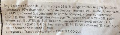 Beignets gourmands - Ingrediënten - fr