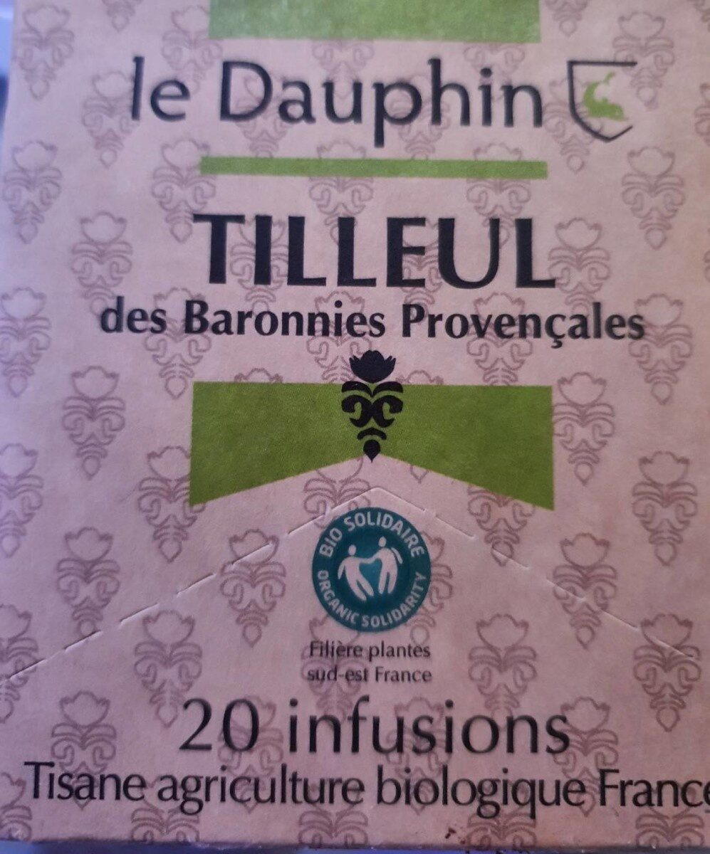 Tilleuls des Baronnies Provençales - Produit - fr