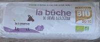La Bûche de Chèvre Biologique - Produit - fr