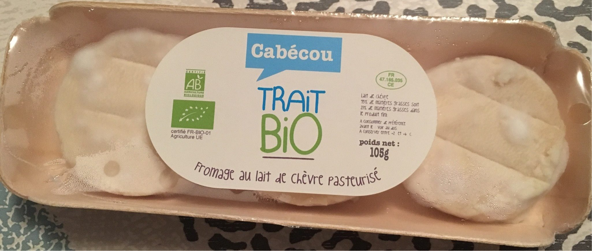 Cabecou - Product