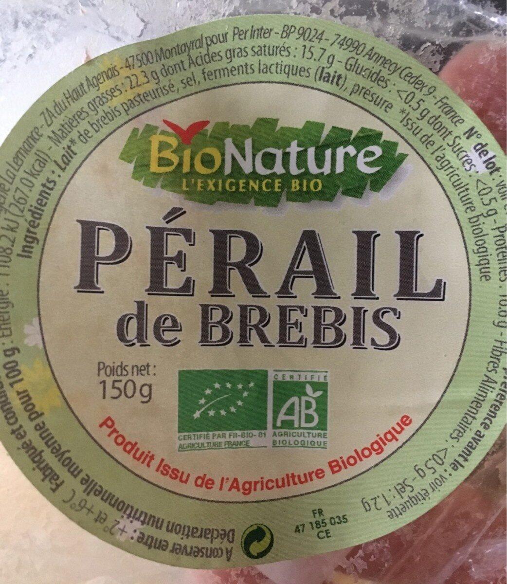 Pérail de Brebis - Product