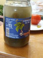Cornichons au Sel - Product