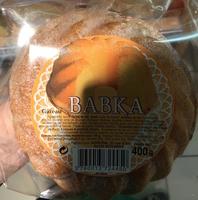 Babka - Produit