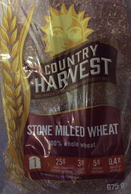 Stone milled wheat - Product - en