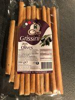 Grissini aux Olives - Product